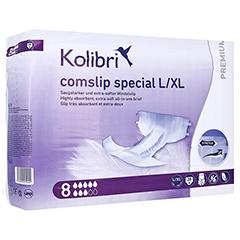 KOLIBRI comslip premium special Gr.L/XL 120-170 cm 28 Stück