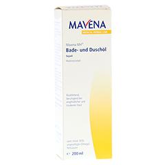 MAVENA MH Bade- und Duschöl 200 Milliliter