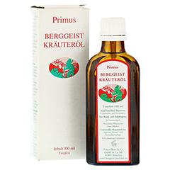 BERGGEIST Gewürz Kräuter Öl 100 Milliliter