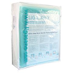 LIGASANO Starter-Pack weiß-grün unsteril 1 Stück