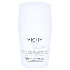 Vichy Deo Anti-Transpirant Roll-on Sensitiv 48h 50 Milliliter