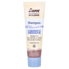 LUVOS Naturkosmetik mit Heilerde Haarshampoo 30 Milliliter