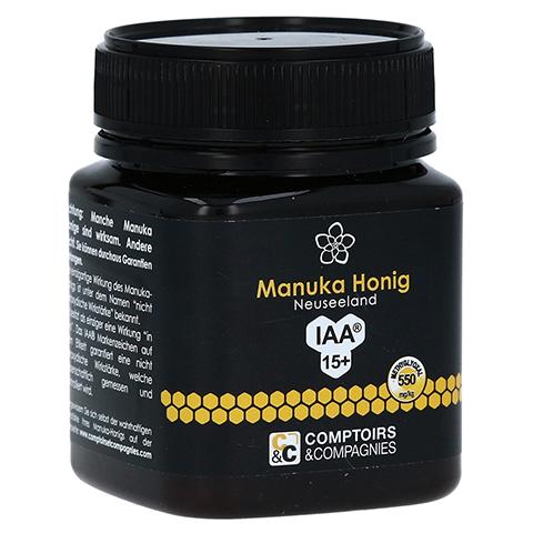 MANUKA HONIG MGO 550 250 Gramm