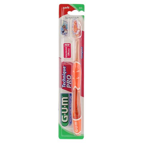 GUM Technique PRO Compact Zahnbürste soft 1 Stück