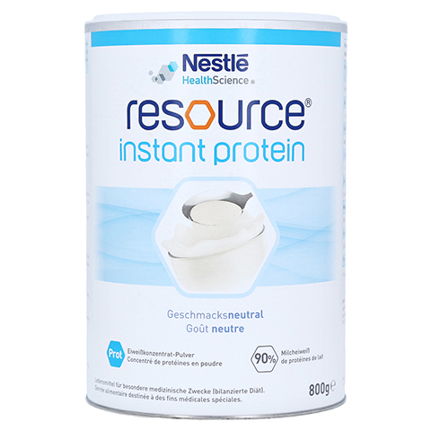 RESOURCE Instant Protein Pulver 1x800 Gramm