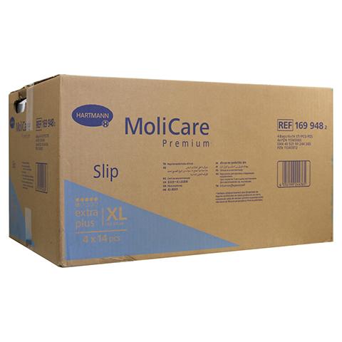 MOLICARE Premium Slip extra plus Gr.XL 4x14 Stück