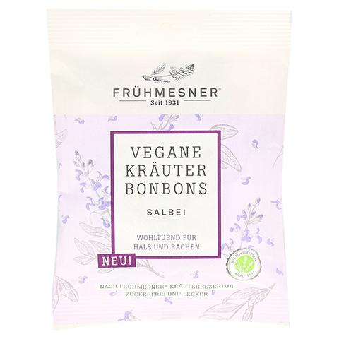 FRÜHMESNER vegane Kräuter Bonbons Salbei 75 Gramm