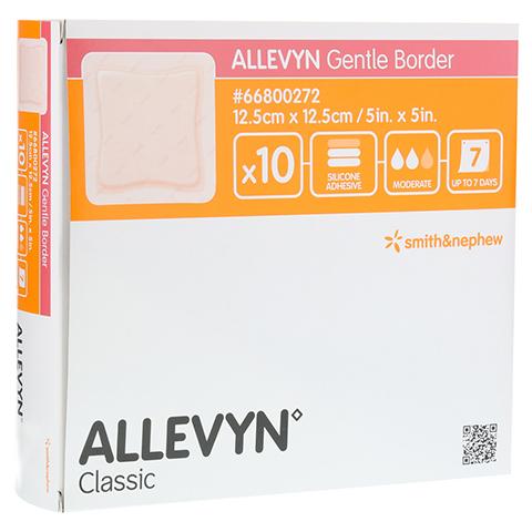 ALLEVYN Gentle Border 12,5x12,5 cm Schaumverb. 10 Stück