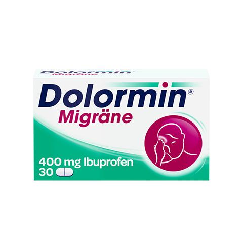 Dolormin Migräne 30 Stück N2