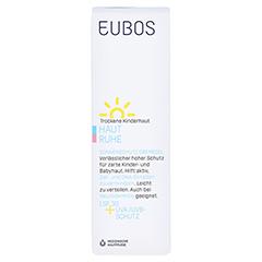 EUBOS KINDER Haut Ruhe Sonnensch.Cr.Gel LSF 30+UVA 50 Milliliter - Vorderseite