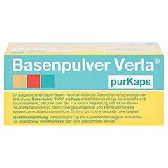 Basenpulver Verla Purkaps 60 Stück - Unterseite