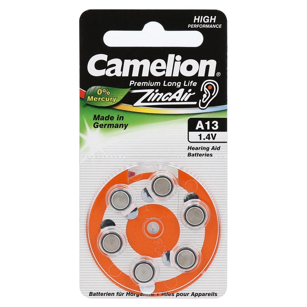horgeratebatterie-zincair-a13-camelion-6-stuck