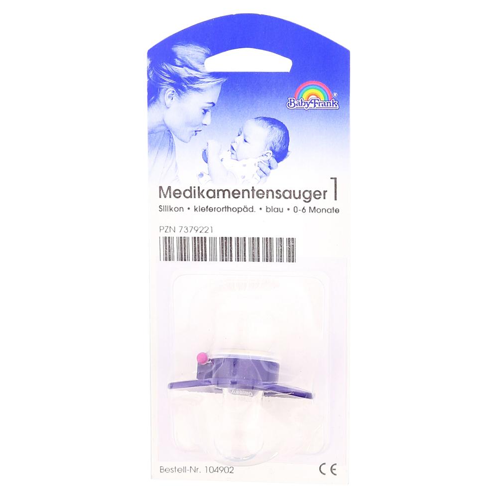 numimed-frank-medikamenten-sauger-0-6-monate-blau-1-stuck