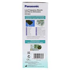 PANASONIC EW6021 Muskelstimulator TENS 1 Stück - Linke Seite