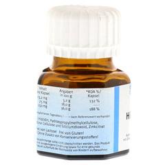 NATURAFIT Zink Histidin C Kapseln 30 Stück - Linke Seite