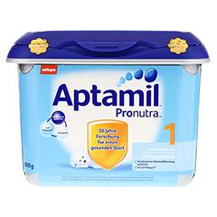 APTAMIL Pronutra 1 Anfangsmilch SAFEBOX Pulver 800 Gramm - Vorderseite