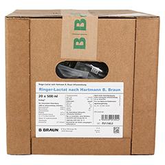 RINGER LACTAT n.Hartm.B.Braun Ecobag Infusionslsg. 20x500 Milliliter N3 - Vorderseite