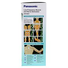 PANASONIC EW6021 Muskelstimulator TENS 1 Stück - Rechte Seite