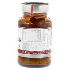 FERROSIN Eisen 14 mg Kapseln 60 Stück - Rechte Seite