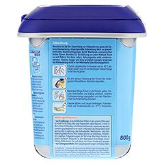APTAMIL Pronutra 2 Folgemilch SAFEBOX Pulver 800 Gramm - Linke Seite