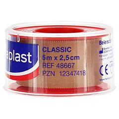 HANSAPLAST Fixierpfl.Classic 2,5 cmx5 m Schub 1 Stück - Linke Seite