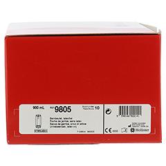 BEINBEUTEL steril Standard 900 ml 9805 10 Stück - Linke Seite