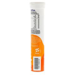 ADDITIVA Multivit.Orange R Brausetabletten 20 Stück - Rückseite