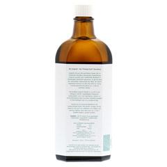ARGANÖL Bio Gourmet Speiseöl 250 Milliliter - Rückseite