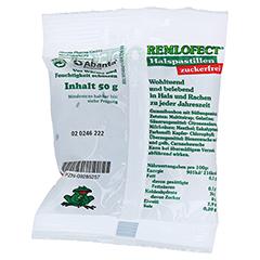 REMLOFECT Halspastillen zuckerfr.eukalypt.frisch 50 Gramm - Rückseite