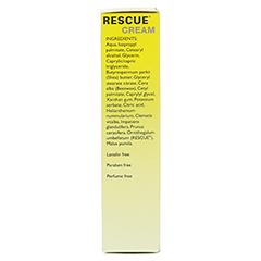 BACH ORIGINAL Rescue Creme 30 Gramm - Rechte Seite
