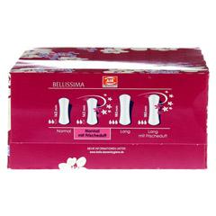 BELLA Slipeinlagen normal mit Duft 50 Stück - Unterseite