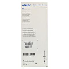 ADAPTIC 7,6x40,6 cm feuchte Wundauflage 2014 36 Stück - Rückseite