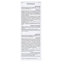 BIODERMA Cicabio Pommade Wundpflege-Salbe 40 Milliliter - Rückseite