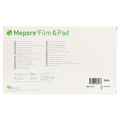 MEPORE Film Pad 9x20 cm 5 Stück - Rückseite