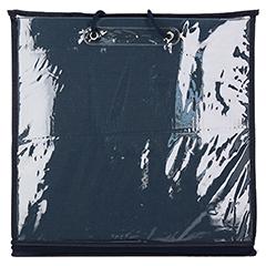 KEILKISSEN basic marineblau 1 Stück - Rückseite