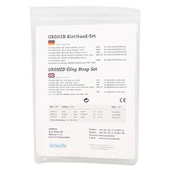 UROMED Klettband Set 489602 1 Stück - Rückseite