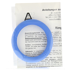 ARABIN Ring Pessar Silicon 70 mm 1 Stück - Rückseite