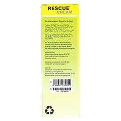 BACH ORIGINAL Rescue Creme 30 Gramm - Rückseite