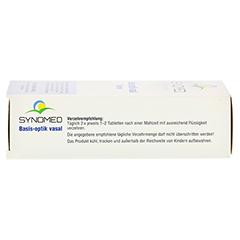 BASIS OPTIK vasal Tabletten 60 Stück - Unterseite