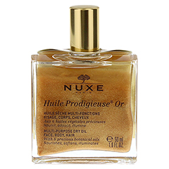 NUXE Huile Prodigieuse Or 50 Milliliter - Vorderseite