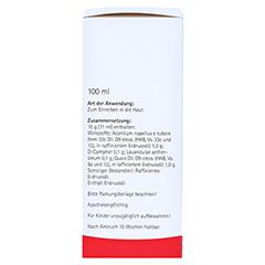 Aconit-Schmerzöl 100 Milliliter N1 - Rechte Seite
