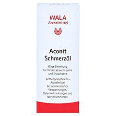 Aconit-Schmerzöl 50 Milliliter N1 - Vorderseite