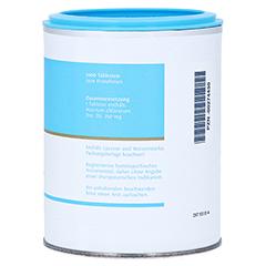 BIOCHEMIE DHU 8 Natrium chloratum D 3 Tabletten 1000 Stück - Linke Seite