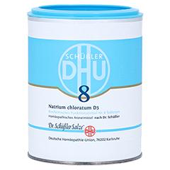 BIOCHEMIE DHU 8 Natrium chloratum D 3 Tabletten 1000 Stück