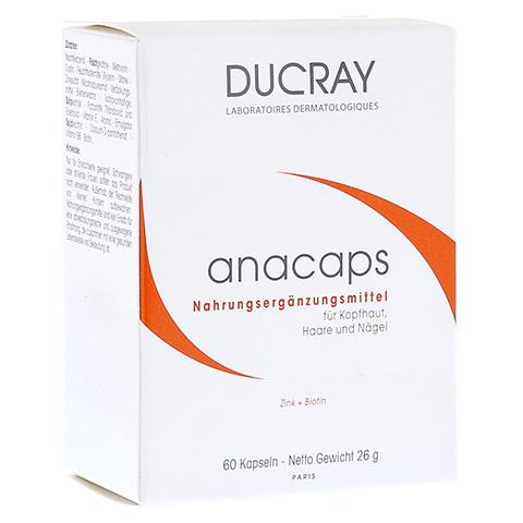 DUCRAY ANACAPS mit Aminosäuren Kapseln 60 Stück