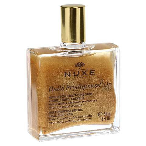NUXE Huile Prodigieuse Or 50 Milliliter