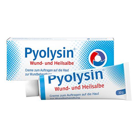 Pyolysin Wund- und Heilsalbe 30 Gramm N1