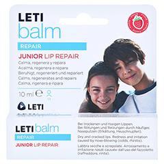LETIBALM Junior Lip Repair 10 Milliliter - Vorderseite