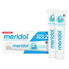 Meridol Zahnpasta Doppelpack 2x75 Milliliter