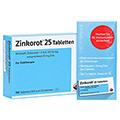 Zinkorot 25 + gratis Zinkorot Taschentücher 100 Stück N3
